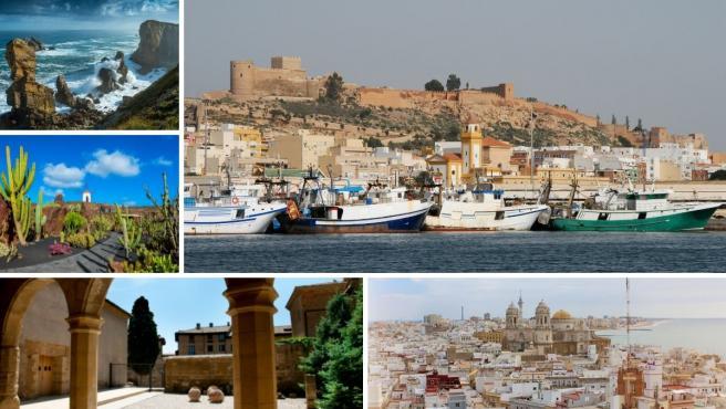 5 destinos mas baratos