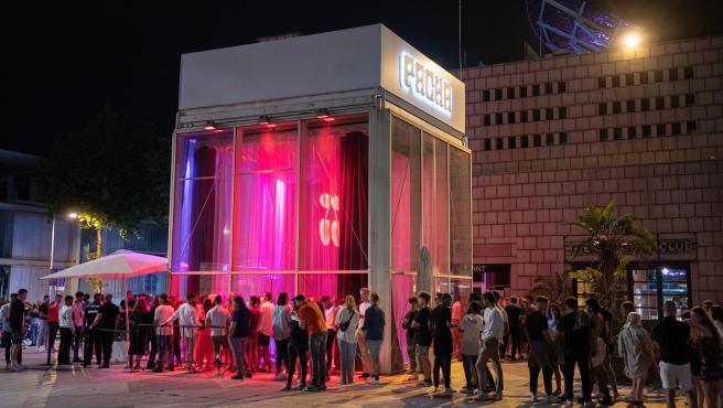 Ambiente en Barcelona el primer fin de semana de apertura del ocio nocturno hasta las 3.30 horas