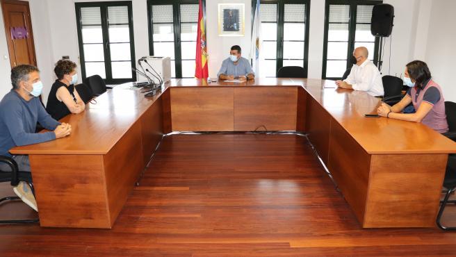 """Rueda, sobre el cierre de sucursales bancarias: """"Intentaremos que recapaciten y no se deje a los pueblos sin servicios"""""""