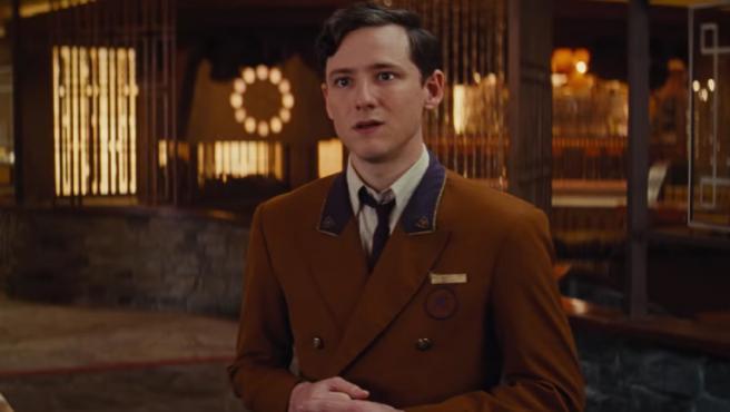 Lewis Pullman en 'Malos tiempos en El Royale'