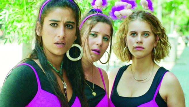 Fotograma de 'Chavalas'
