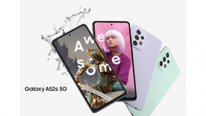 Samsung suma a su catálogo el A52s 5G
