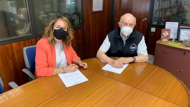 Mercadona entrega 20.000 kilos de producto al Banco de Alimentos de Valladolid