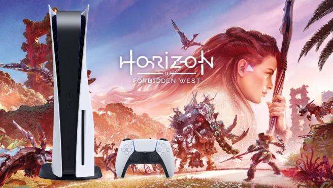 Horizon Forbbiden West será el último juego first-party con actualización gratuita de Sony.