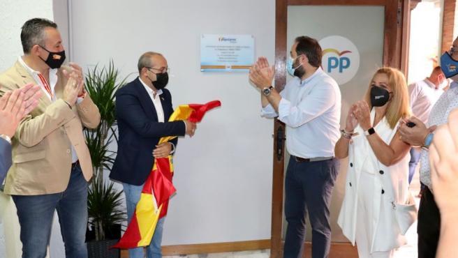 """Núñez insiste en que el PP defiende el cumplimiento del Pacto Regional: """"Casado vino a reforzar esa postura"""""""
