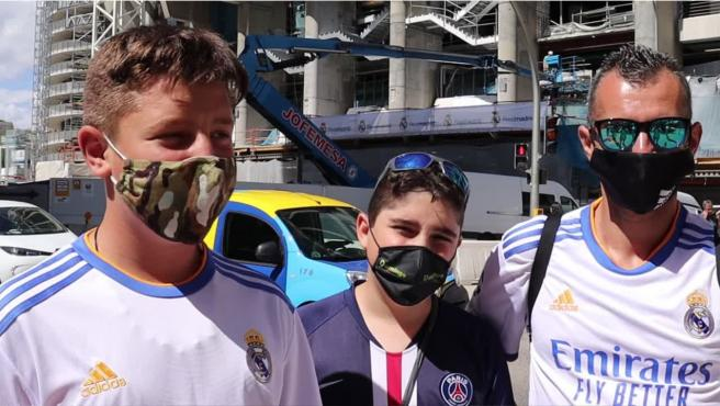 Qué opinan los aficionados del Real Madrid acerca del nuevo Bernabéu