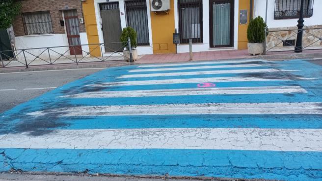 Evoluciona bien el peatón atropellado en Chiloeches y su alcalde quiere abordar con DGT y Junta nuevas medidas en la vía