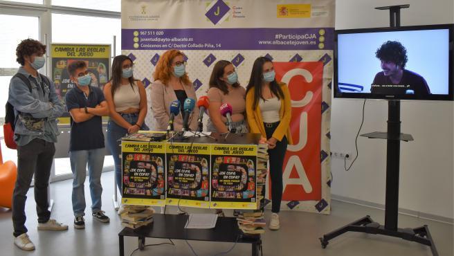 Albacete busca concienciar y reducir el consumo de alcohol entre los jóvenes con su nueva campaña