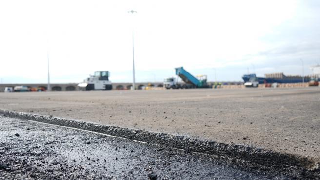 El Port de Tarragona inicia obras de mejora en los firmes de sus muelles por 339.880 euros
