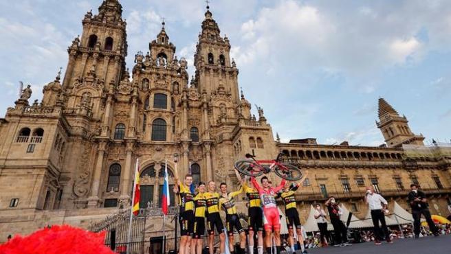 La Vuelta 2022 arrancará el 19 de agosto con tres etapas en Países Bajos