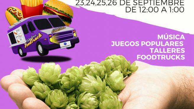 Más de 80 cervezas artesanas de toda España se darán cita en el 'Guadalajara Beer Fest' a partir del 23 de septiembre