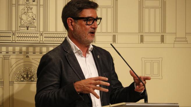 El alcalde del Prat de Llobregat, Lluís Mijoler.