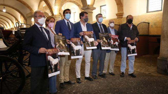Caballerizas Reales acoge desde el jueves el XXVI Concurso Internacional Morfológico PRE Ciudad de Córdoba