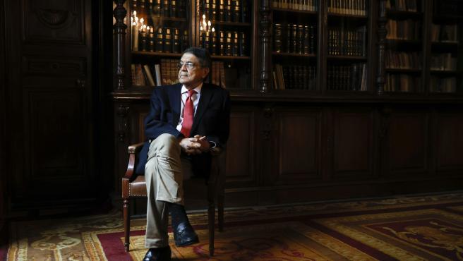 El escritor nicaragüense y Premio Cervantes Sergio Ramírez.