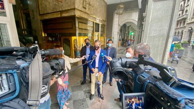 """El PP pide medidas con """"carácter urgente"""" ante los """"ruidos"""" y el """"descontrol"""" del entorno de Ganivet"""