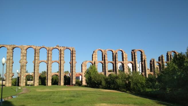 Extremadura celebrará por primera vez el Día del Turismo en el Acueducto de los Milagros de Mérida