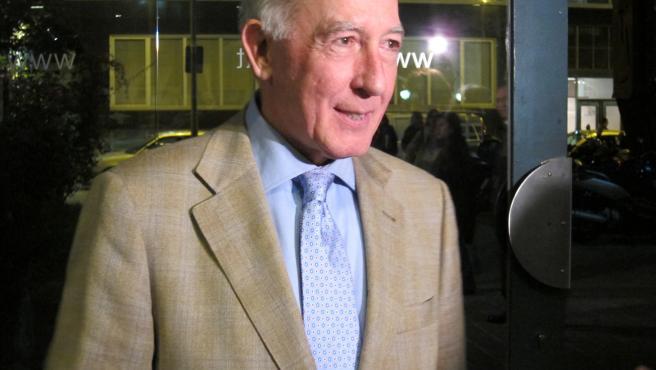 Fallece a los 75 años en Bilbao el exconsejero del Gobierno Vasco Joseba Arregi