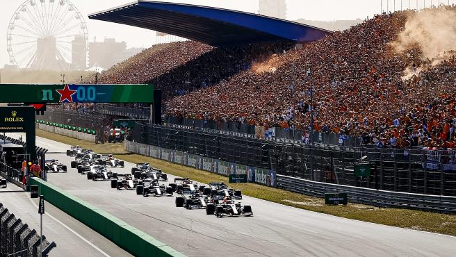 GP de Países Bajos de F1