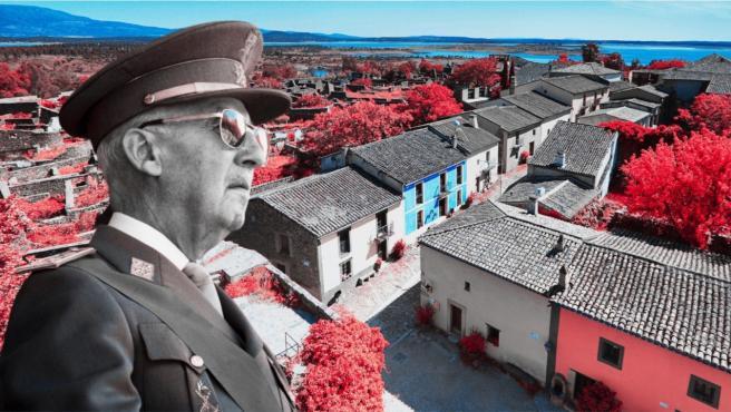 Granadilla, el pueblo medieval que Franco 'arrebató' a sus vecinos por un error de cálculo