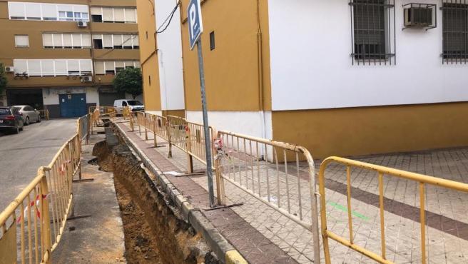 Inversión para mejorar calidad del suministro eléctrico a los vecinos de la zona norte de Alcalá de Guadaíra