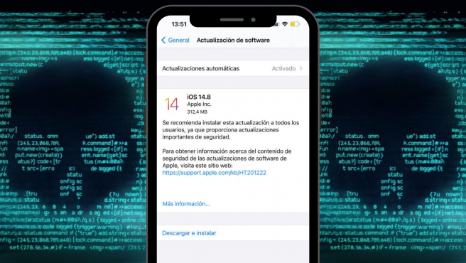 La actualización está ya disponible en iOS, iPadOS y macOS.