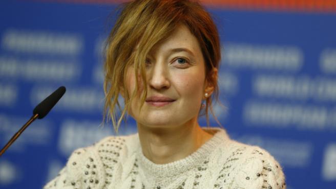 La actriz Alba Rohrwacher