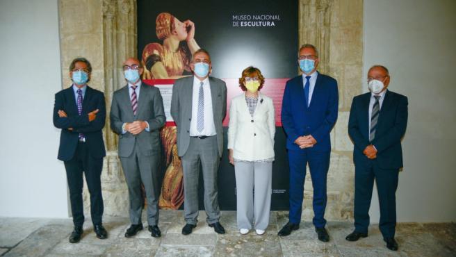 Nace la Fundación de Amigos del Museo Nacional de Escultura para acercar el arte a la sociedad