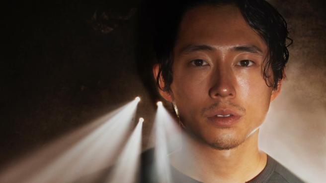 Steven Yeun en 'The Walking Dead'