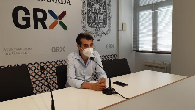 Unidas Podemos rechaza entrar en el equipo de gobierno local con Salvador y Huertas como no adscritos