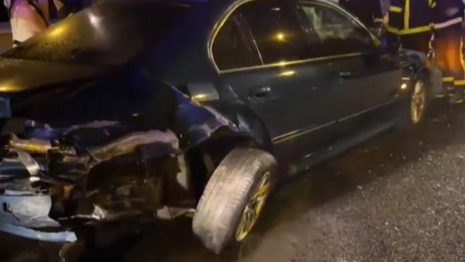 Una mujer de 26 años se encuentra en estado muy grave tras ser atropellada por un turismo en la carretera A-6, en el kilómetro 35, a la altura de Galapagar, en Madrid.