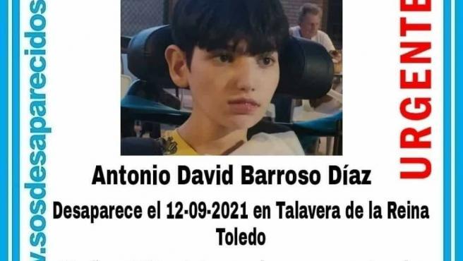 """Buscan por la A-5 (Madrid) al menor visto en Talavera de quien su madre dice que """"se le murió y tiró a un contenedor"""""""