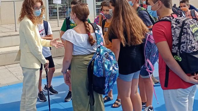 Educación.- Más de 80.300 estudiantes de Secundaria, Bachillerato y FP inician el curso en Granada