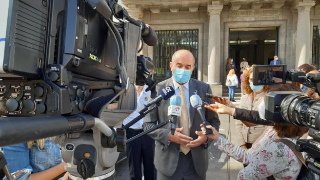 Pestana apunta que el aumento de pateras en Canarias era algo esperado y confía en los medios actuales para gestionarlo