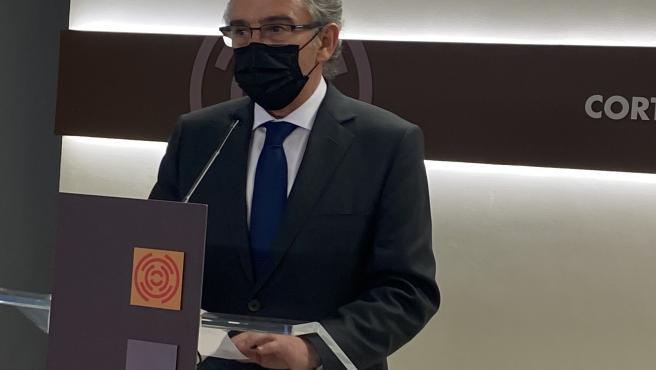 """Beamonte (PP): Sánchez """"quiere utilizar a Aragón para blanquear"""" la """"vergüenza"""" de la mesa de diálogo de Cataluña"""