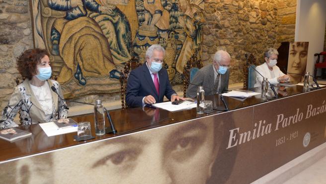 El Parlamento de Galicia y la RAG editan un libro con textos feministas de Emilia Pardo Bazán