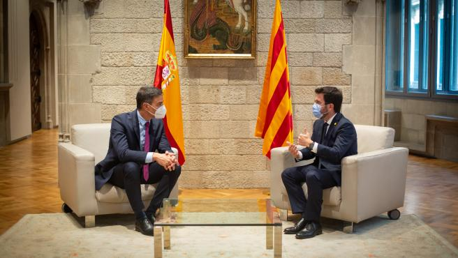 """González Terol (PP) afirma que la reunión entre Sánchez y Aragonès es """"un nuevo capítulo de rendición"""""""