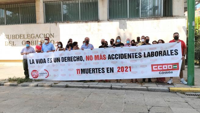 CCOO y UGT piden que se investiguen los accidentes sufridos por trabajadores autónomos