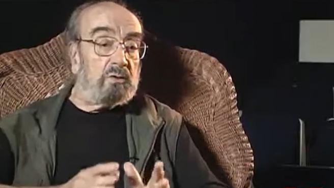El dramaturgo Alfonso Sastre.