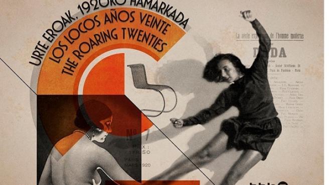 Museo Guggenheim Bilbao cerrará el domingo al público la exposición 'Los locos años veinte'