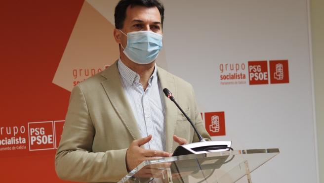"""Gonzalo Caballero asegura que las alcaldías socialistas son ejemplo de """"la mejor y más eficaz"""" gestión municipal"""