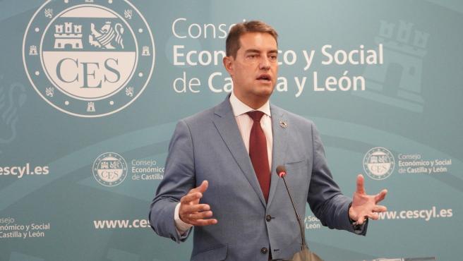 Ibáñez avanza que las cuentas de 2022 se ejecutarán a través del cristal de la Agenda 2030