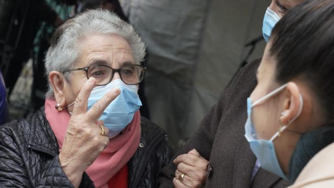 primera vacuna Covid Galicia