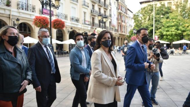 """Andreu: """"Nuestros jóvenes tienen que salir, y si están al aire libre bienvenido"""""""