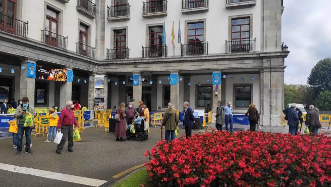 Canteli dice que el Palacio de los Niños no se va a cerrar