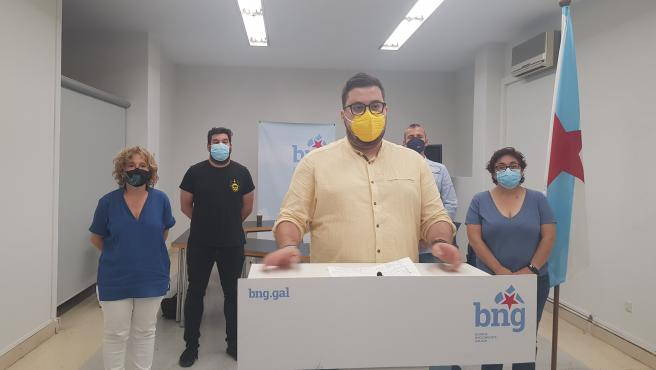 El BNG interpelará al conselleiro de Sanidade sobre el fallecimiento de un paciente durante un traslado en ambulancia
