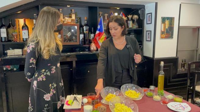 Pepa Robert nos enseña las diferencias entre la ensaladilla rusa, la ensalada campera y la ensalada de papa puertorriqueña.