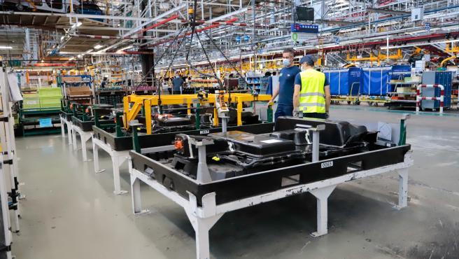 La facturación de la industria crece un 3% en julio en Galicia, tres veces menos que la media