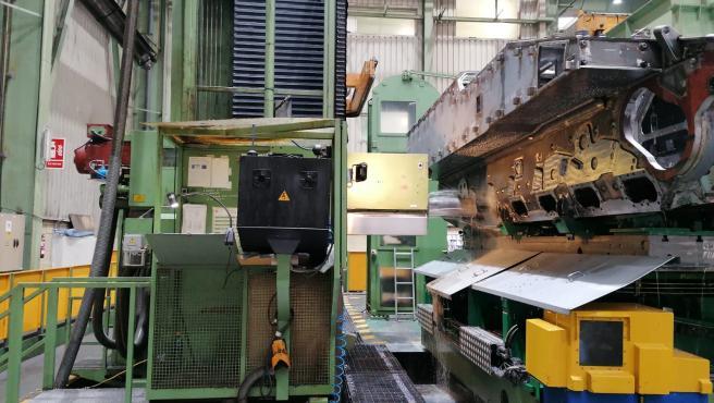 La industria eleva su facturación un 28,2% en julio en Asturias