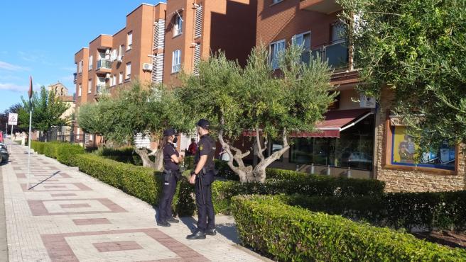 Una llamada vecinal impide a un varón robar en un local de alimentación asiática en Guadalajara