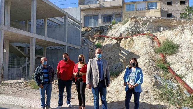 Administración Local destina 150.000 euros a reparar daños provocados por inundaciones en Cuevas del Campo